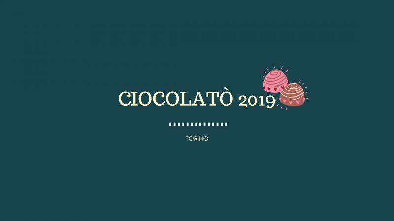 Il cioccolato invade Torino: CioccolaTò 2019