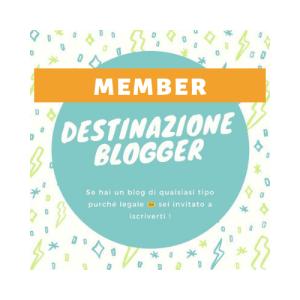 Destinazione blogger