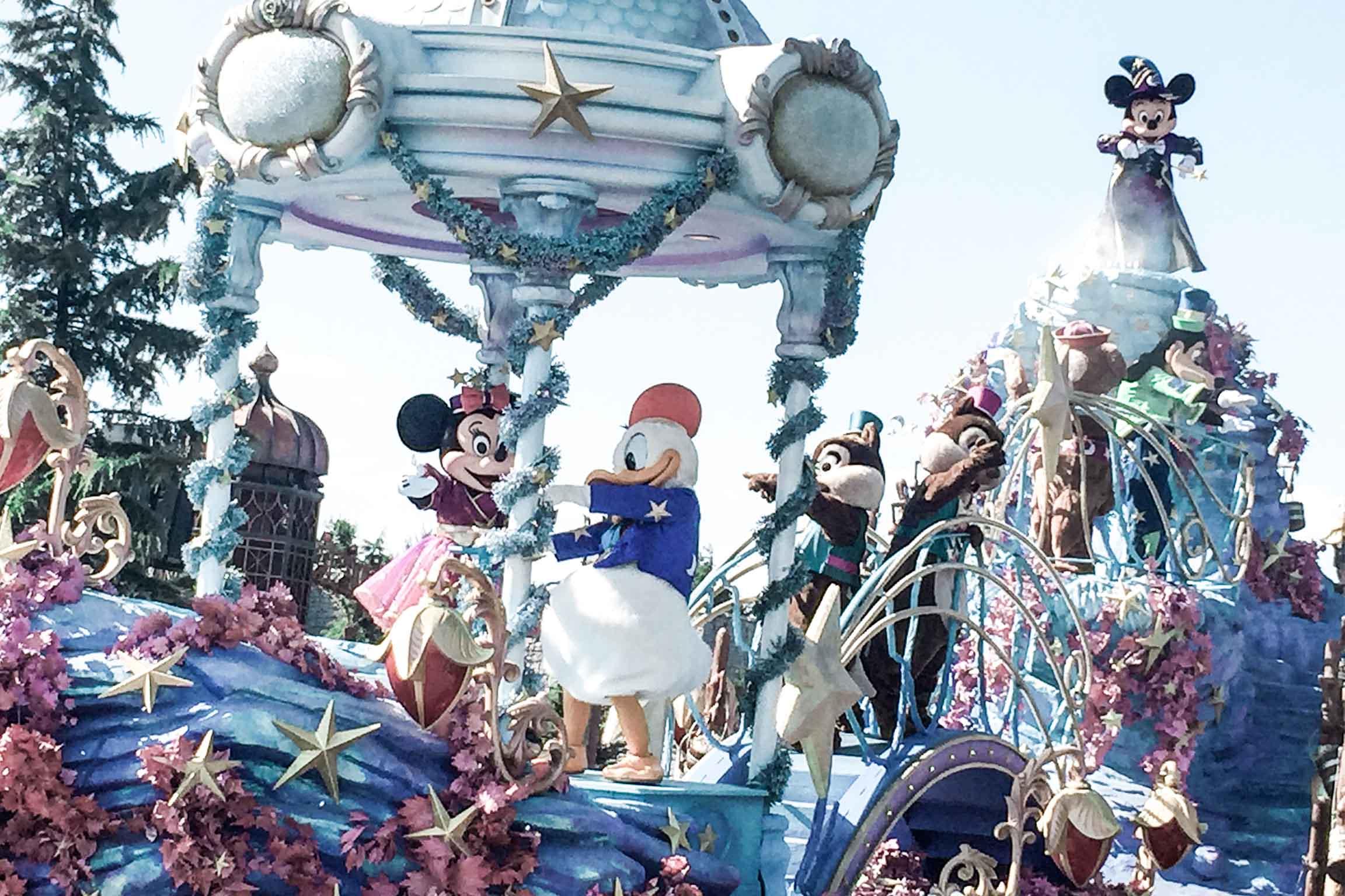 Disneyland Paris, perchè si può viaggiare anche con la fantasia