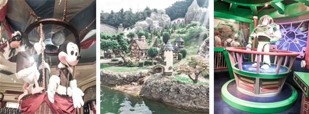 Alcune immagini del parco - disneyland paris