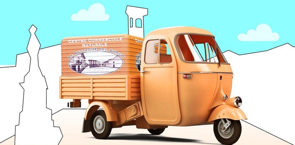 delivery, a domicilio - credit: gamberorosso