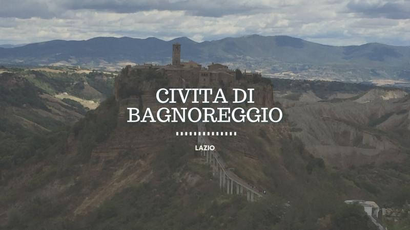 Civita di Bagnoreggio, la città che muore