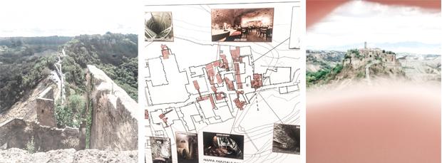 Civita di Bagnoreggio - la citta che muore