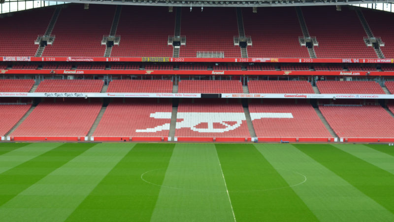 Emirates Stadium, un tour nello stadio dell'Arsenal