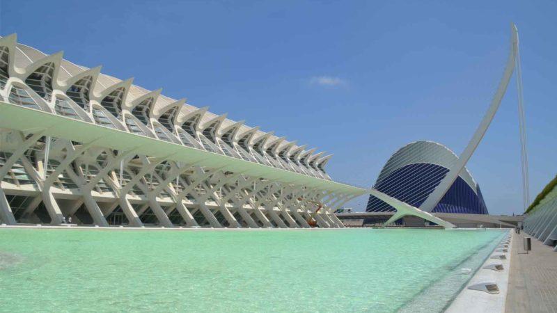 Museo della Scienza Valencia, il più grande di tutta la Spagna