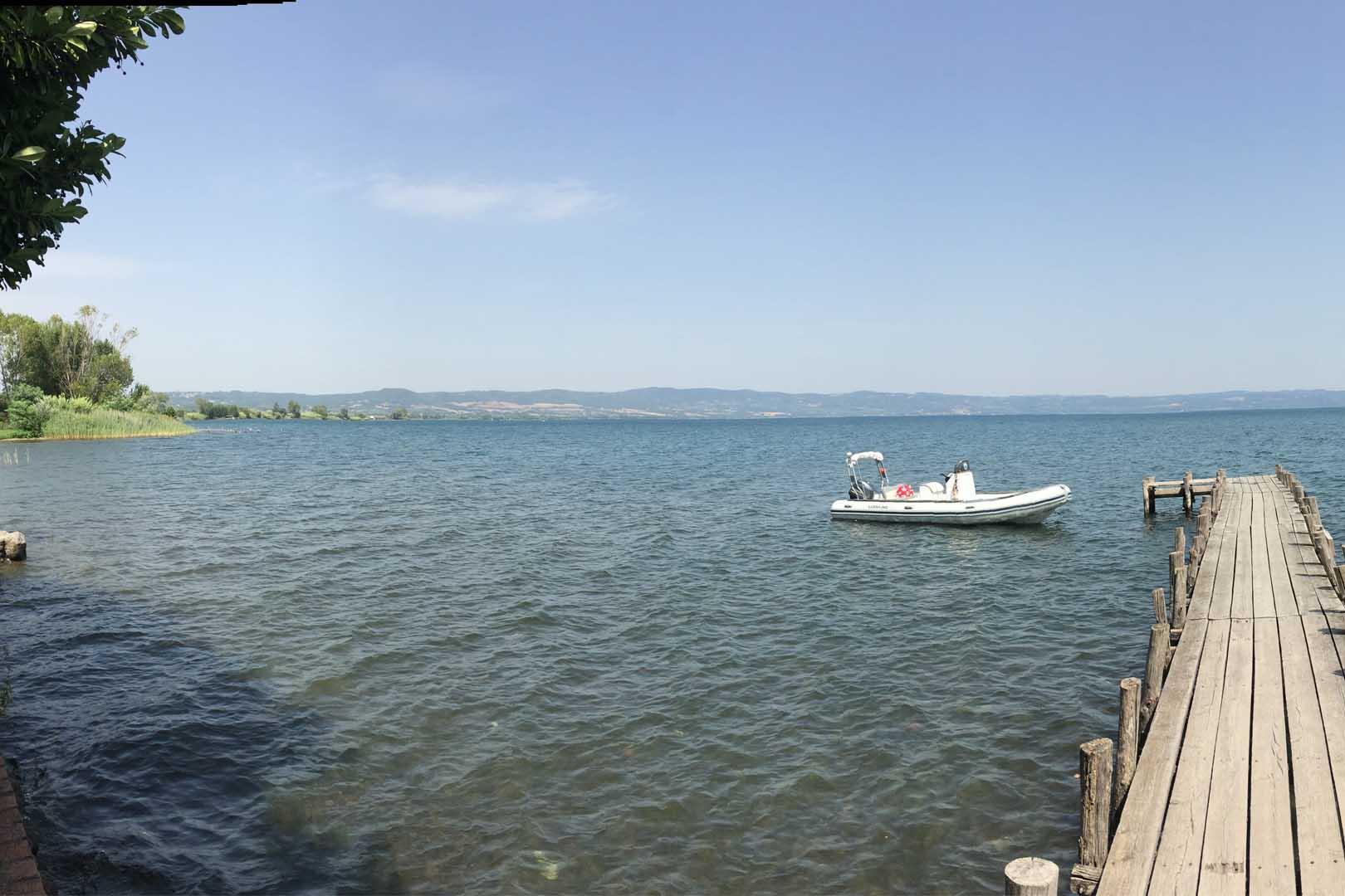 Sagre al lago di Bolsena, il lago che si beve