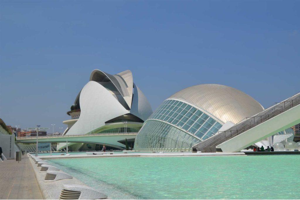 La città delle Arti e della Scienza
