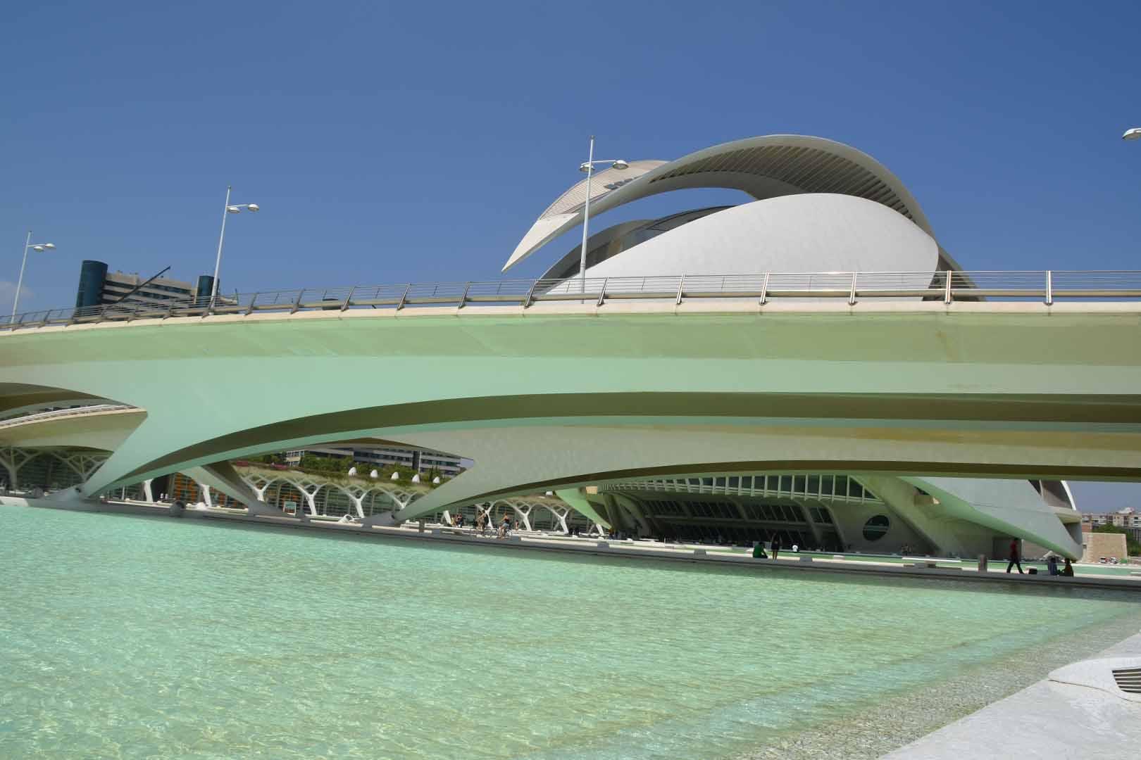 Palazzo Reina Sofia, il Teatro dell'Opera di Valencia