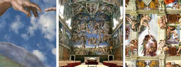 La Cappella Sistina, Musei Vaticani - credit: web