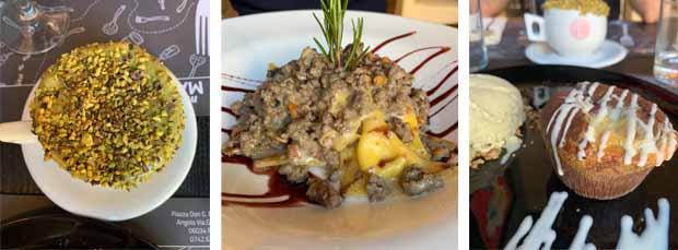 Metemagno ristorante a Foligno
