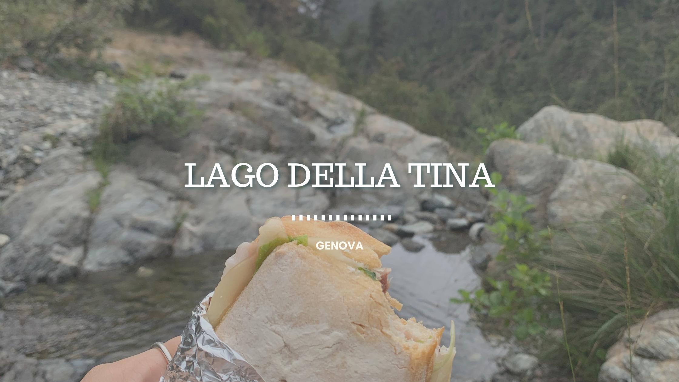 Escursione a Genova, il Lago della Tina