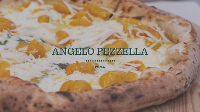 Angelo Pezzella, la pizza napoletana a Roma