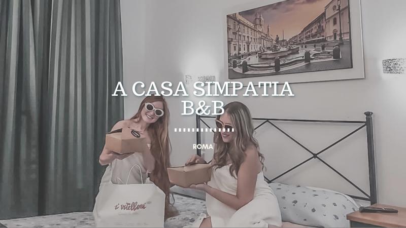 A Casa Simpatia, non un semplice b&b a Roma