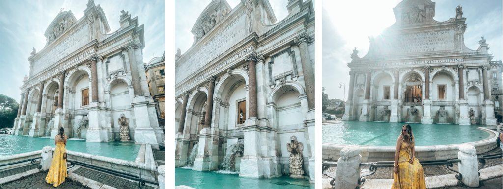 Er fontanone a Roma
