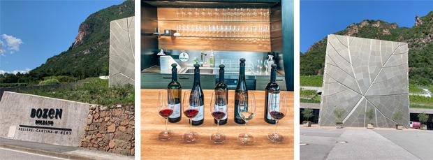 Cantine vinicole del Trentino: La cantina Kellerei