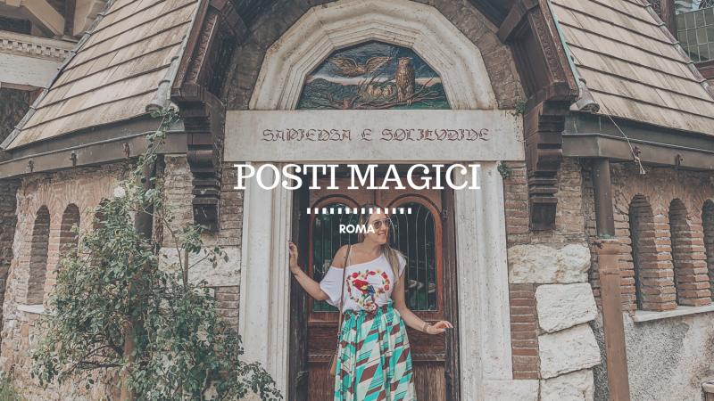 Roma, i posti 'magici' della capitale