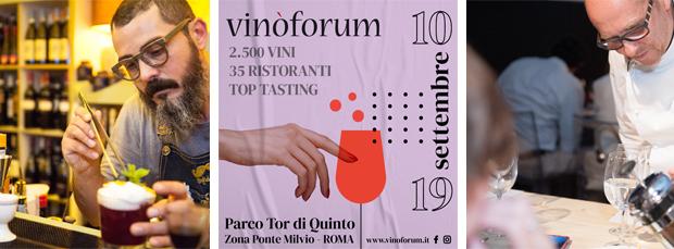VinoForum Roma 2021